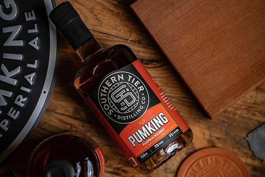 Pumking Whiskey bottle