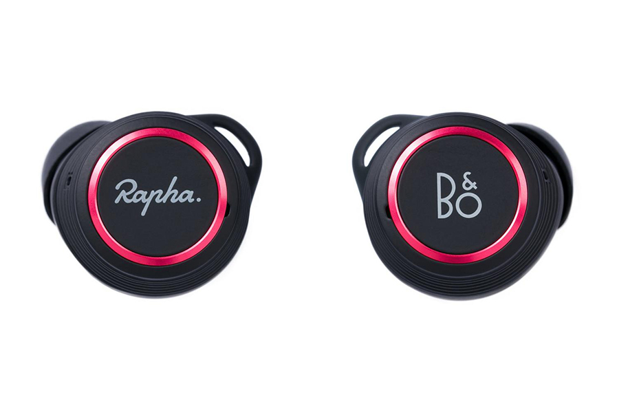 Rapha + BANG & OLUFSEN earpiece