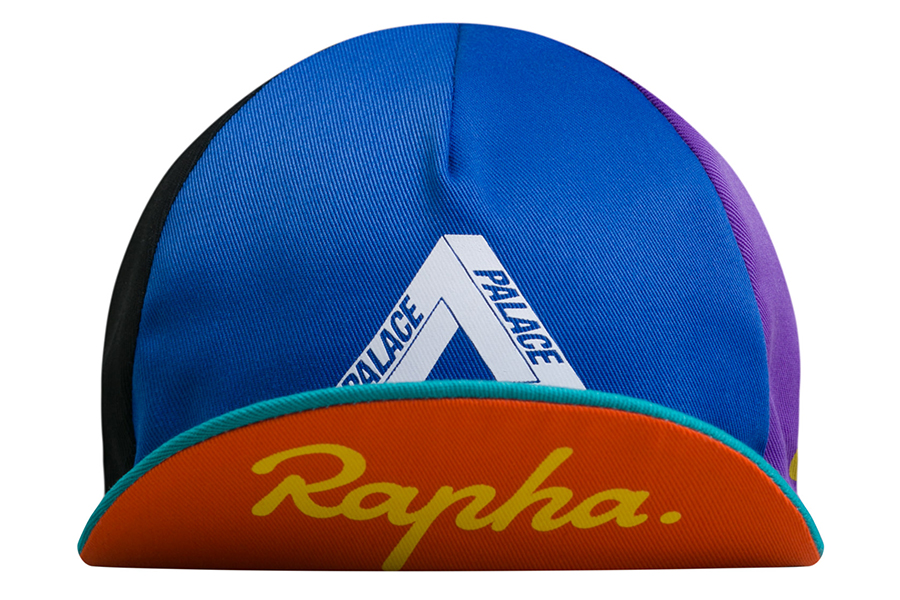 Rapha x Palace Skateboarding Collab hat