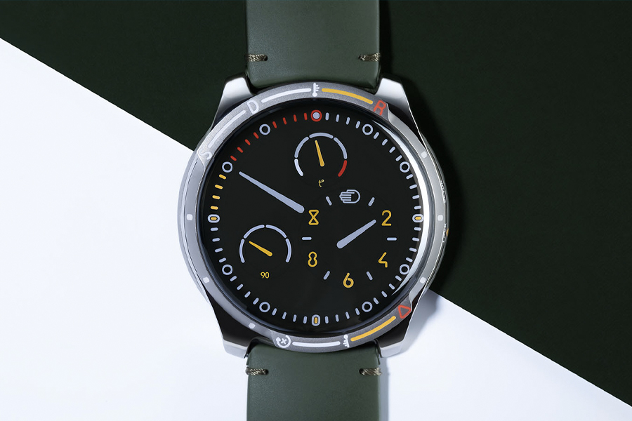 Ressence Type 5X Watch