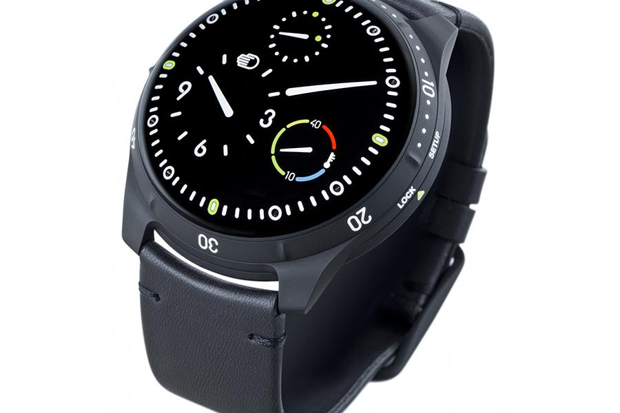 Ressence Watch Type 5X side