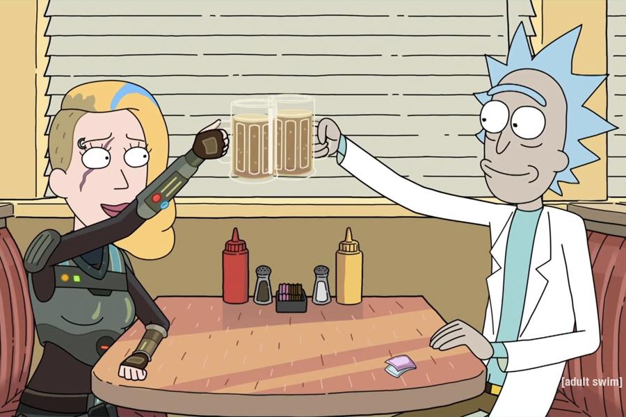 Rick and Morty Season 5 a