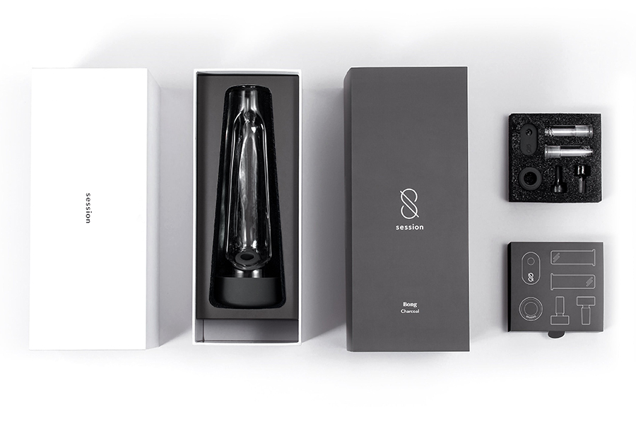 Session Goods Stylish Pipes and Bongs set