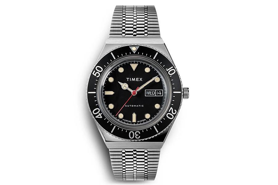 Timex M79 Black Bezel