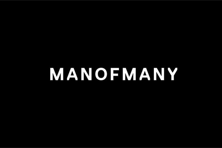 MAN OF MANY logo
