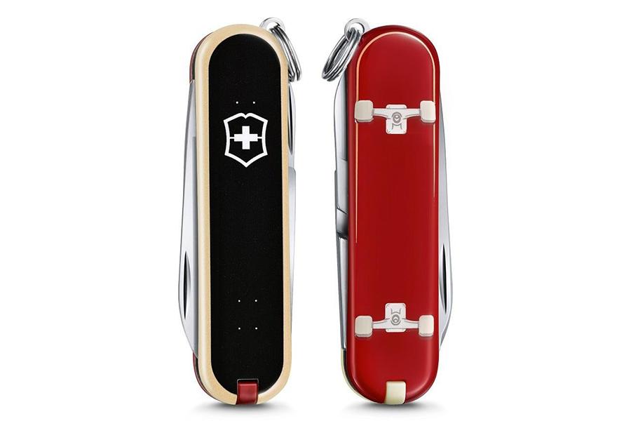 Victorinox Skateboard Multi-Tool colors