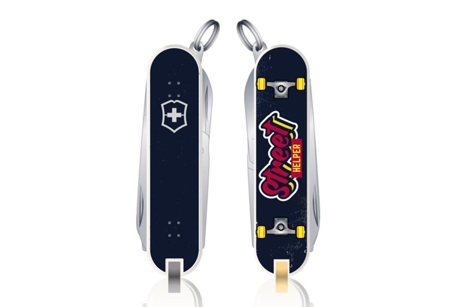 Victorinox Skateboard Multi-Tool black