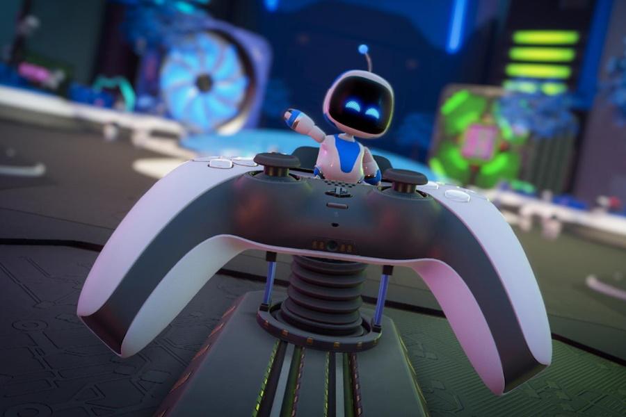 astro bot dualsense controller