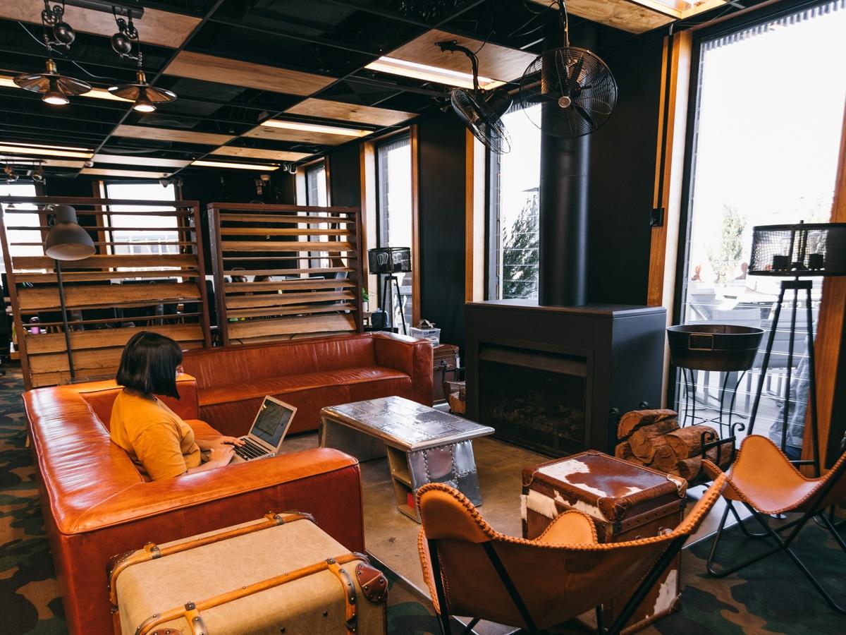 Best coworking spaces melbourne deskplex unique designer offices