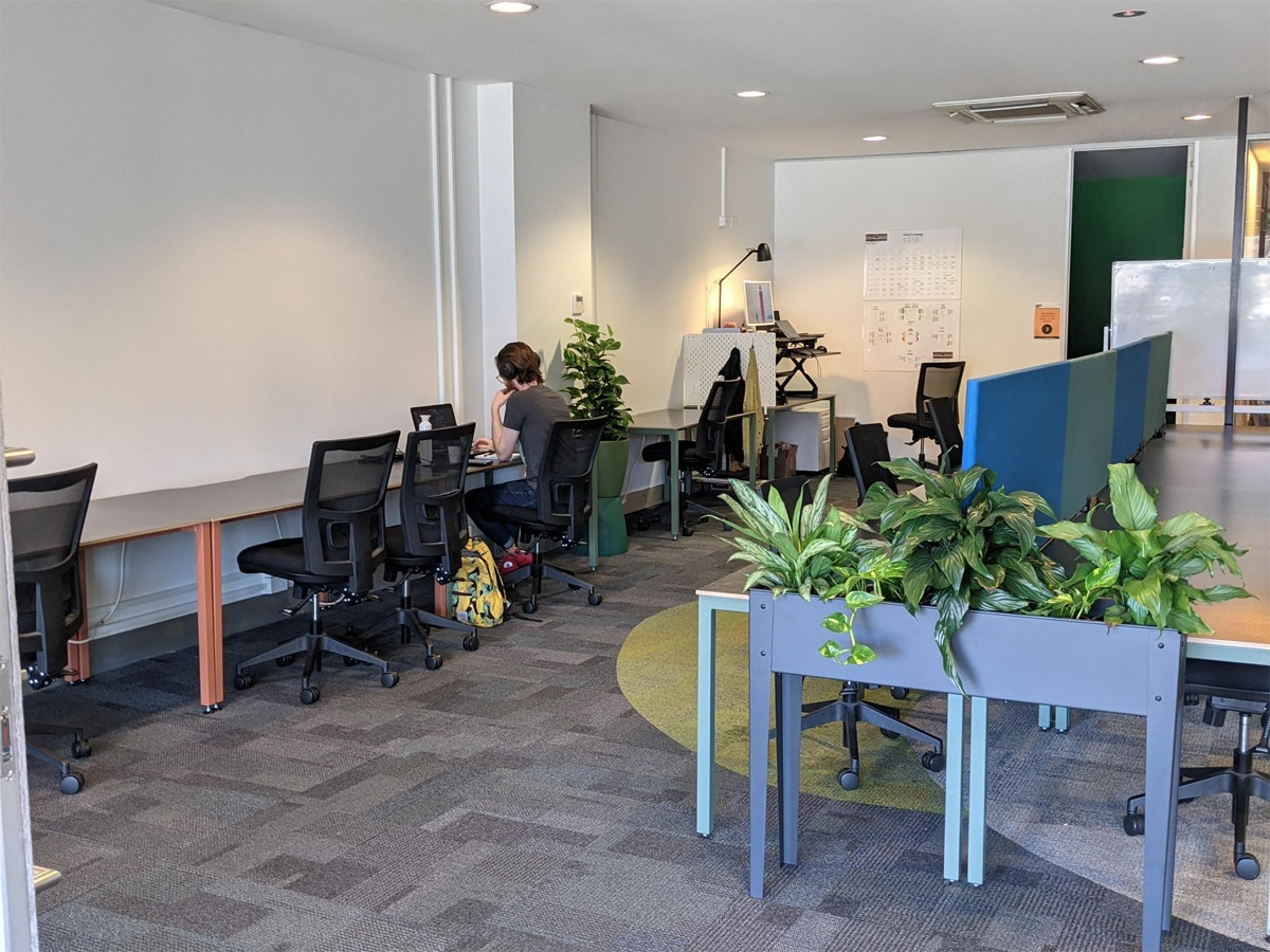 Best coworking spaces melbourne the arcade
