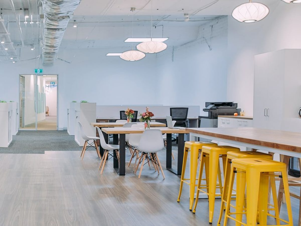 Best coworking spaces melbourne thrive network