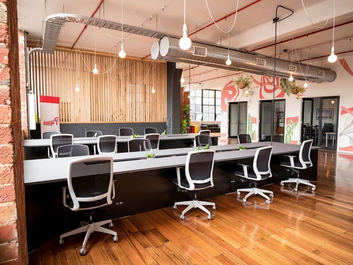 Best coworking spaces melbourne inspire9