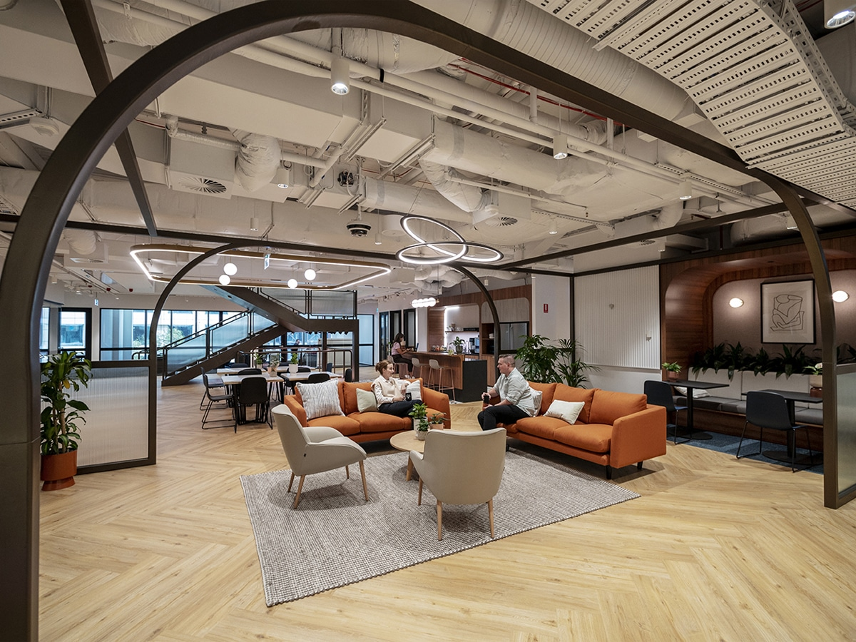 Best coworking spaces melbourne justco