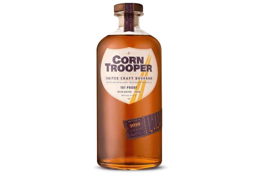 corn trooper bourbon