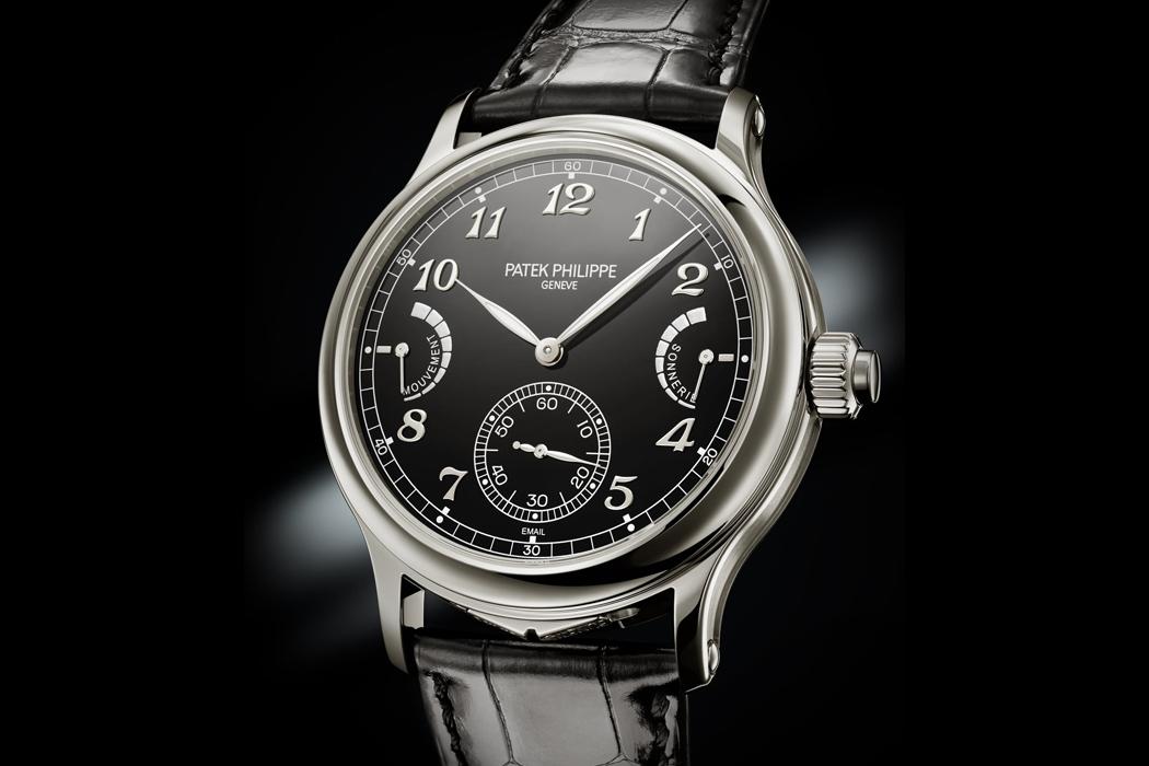 Patek Philippe 6301P Grande Et Petite Sonnerie watch