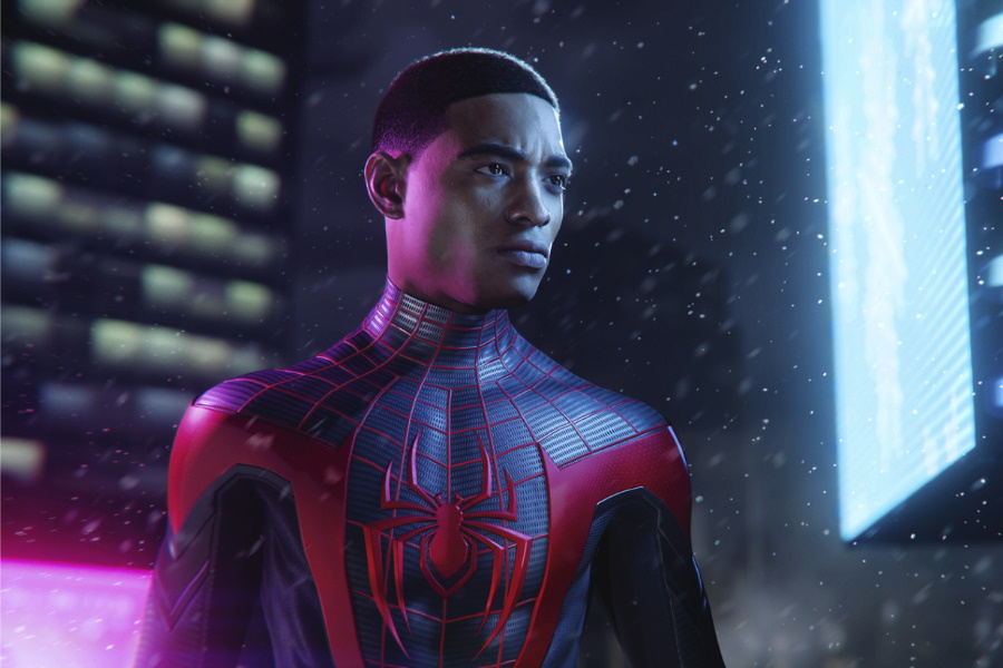 spider man on playstation 5