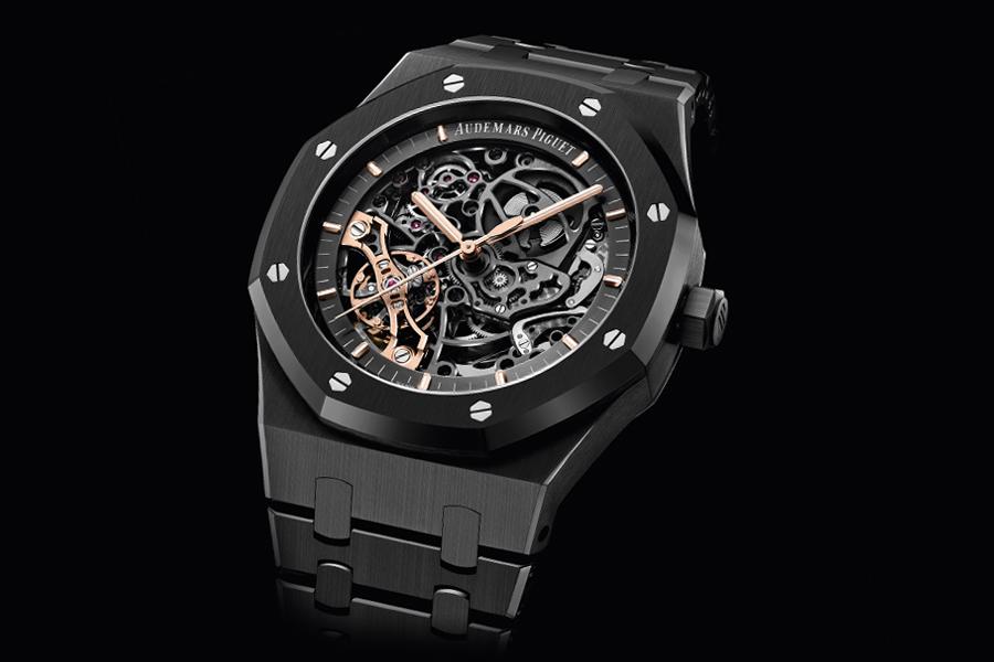 Audemars Piguet Royal Oak Double Balance Wheel Openworked Ceramic watch
