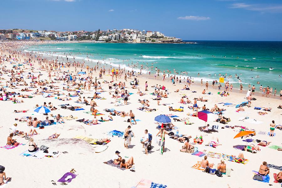 Best Beaches in Sydney Bondi