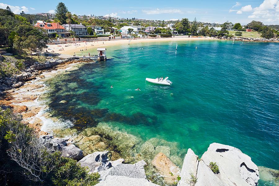 Best Beaches in Sydney Camp Cove