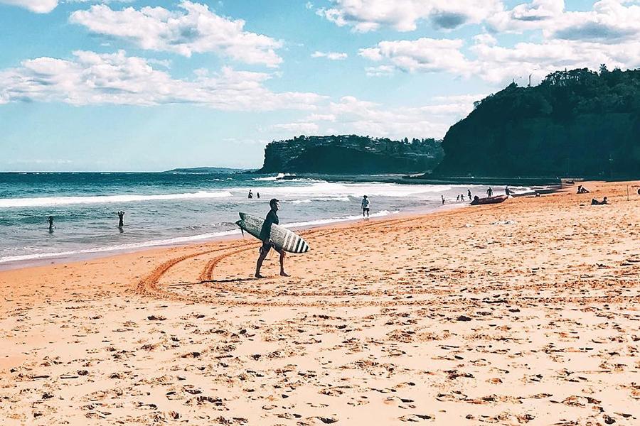Best Beaches in Sydney Chinamans Beach
