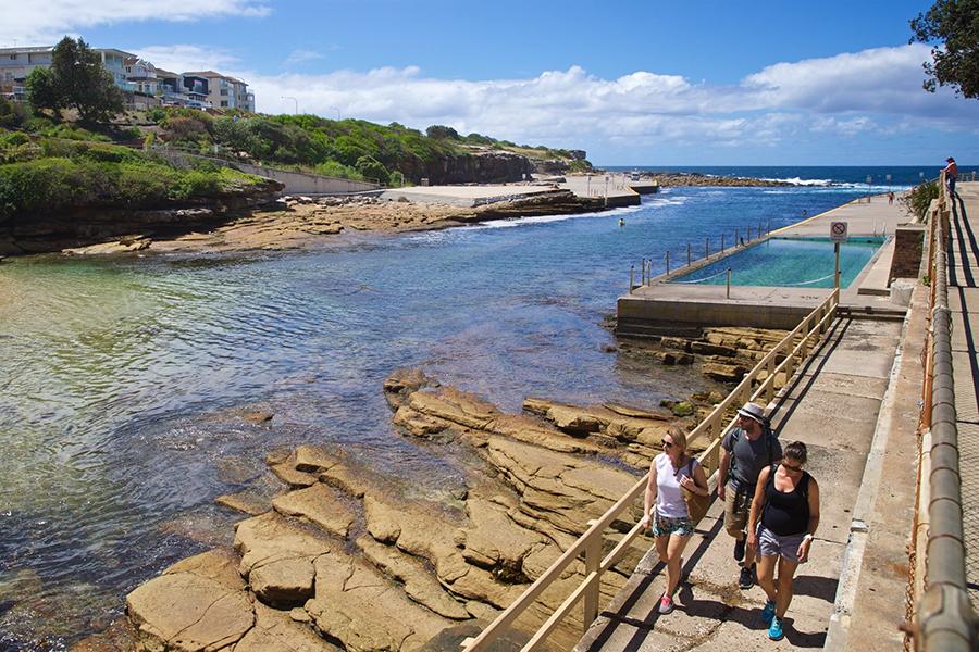 Best Beaches in Sydney Clovelly