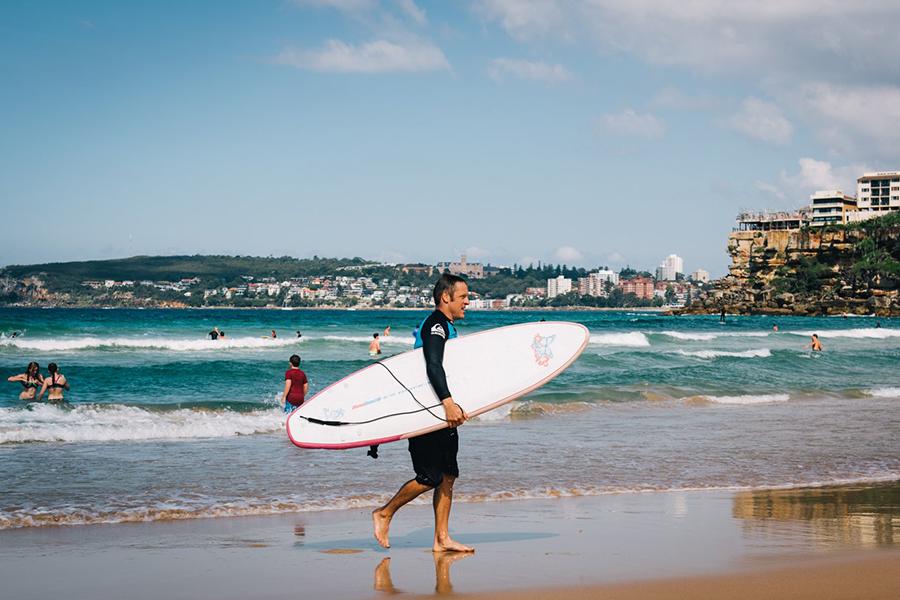 Best Beaches in Sydney Freshwater Beach