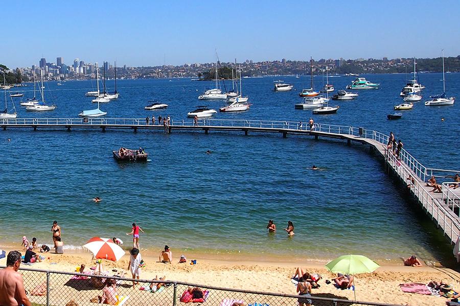 Best Beaches in Sydney Murray Rose Pool