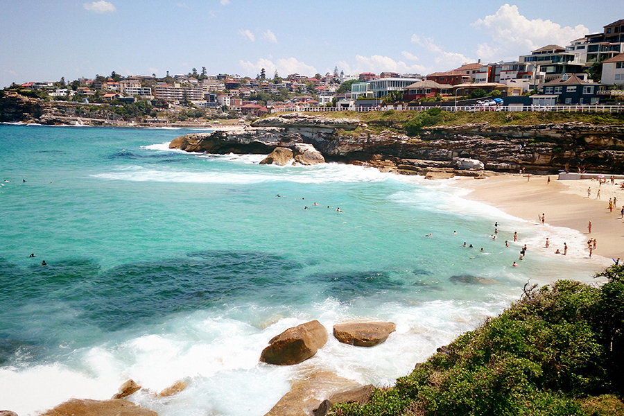 Best Beaches in Sydney Tamarama