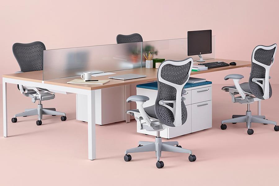 Best Ergonomic Office Chairs Herman Miller Mirra Chair