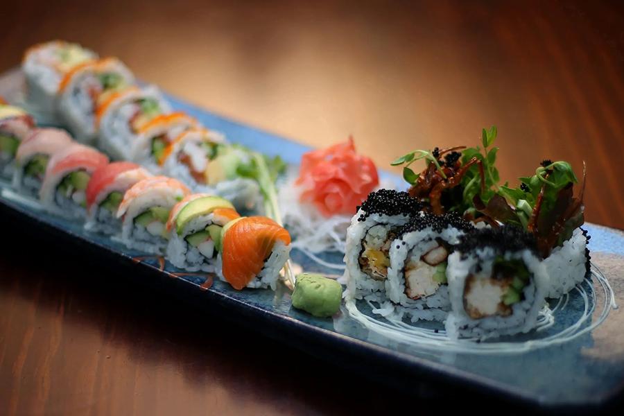Best Sushi Restaurants in Sydney Sushi & Grill