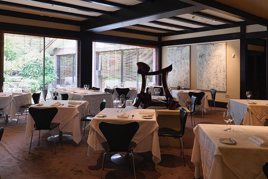 Best Sushi Restaurants in Sydney Tetsuya's Restaurant