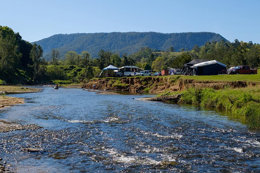 Best Camping Spots Near Brisbane Kenilworth Camping