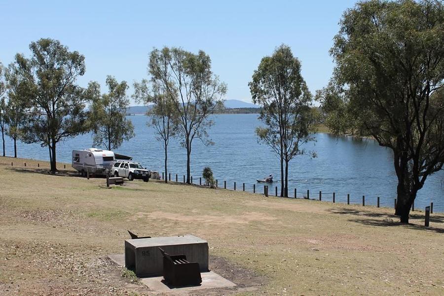 Best Camping Spots Near Brisbane Lumley Hill Camp Ground