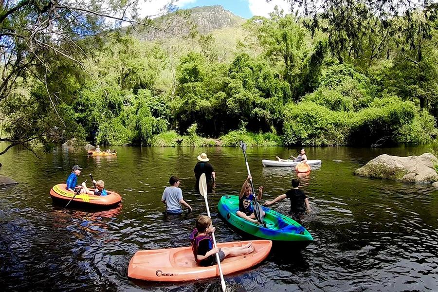 Best Camping Spots Near Brisbane Yarramalong Park