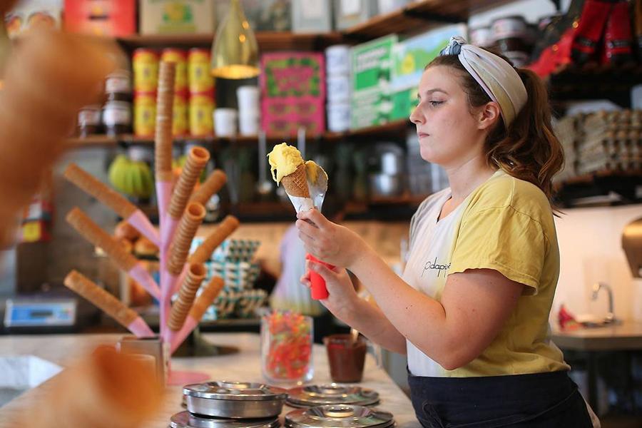 Best Ice Cream and Gelato Shops in Melbourne Pidapipó