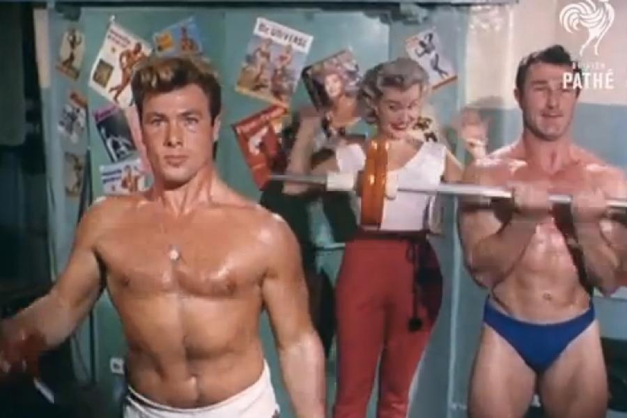 1960s gym