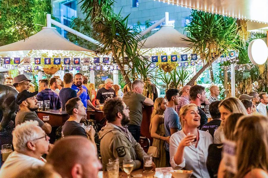 Best Pubs in Brisbane Pig & Whistle