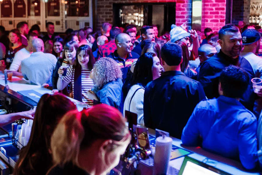 Best Pubs in Brisbane The Caxton Hotel