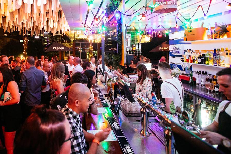 Best Pubs in Brisbane The Fox Hotel