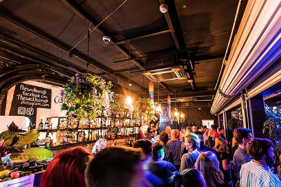 Best Pubs in Brisbane The Wickham Hotel