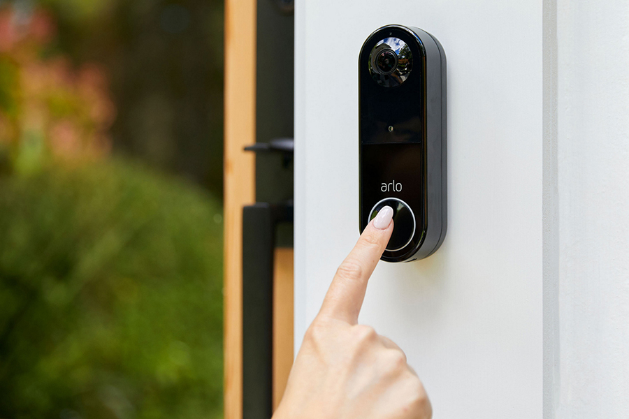 Arlo HD Video Doorbell Christmas Gift Guide Handyman