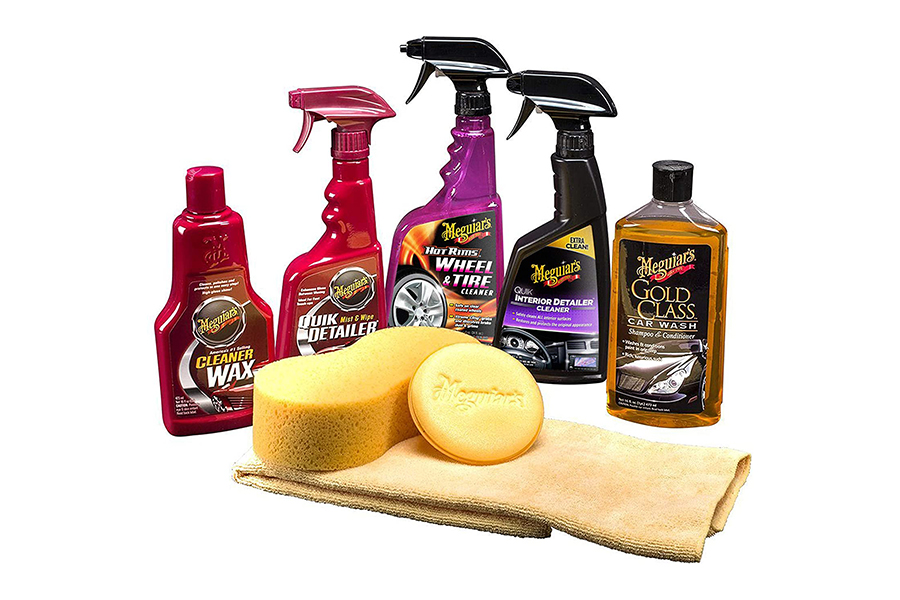 Classic Wash & Wax Kit Christmas Gift Guide Handyman