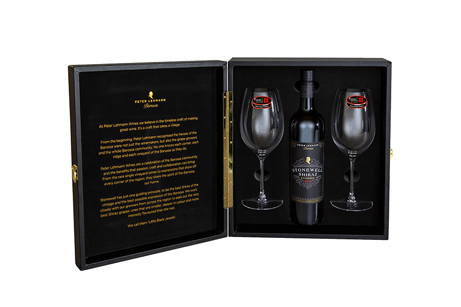 Peter Lehmann Stonewell Riedel Gift Pack Christmas Gift Guide Wine Lover