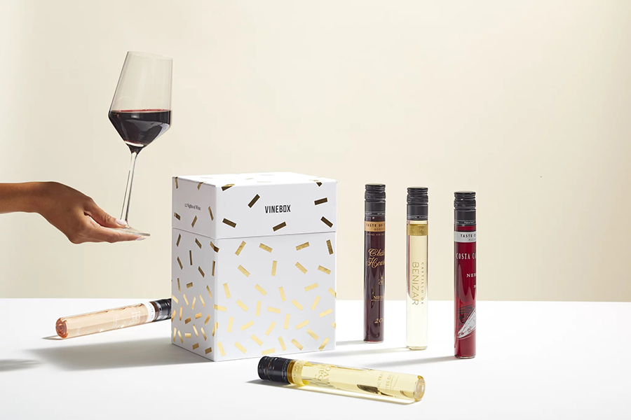 Vinebox E-Gift Christmas Gift Guide Wine Lover