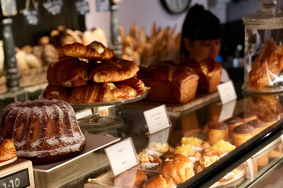 Best Cake Shops in Brisbane Chouquette