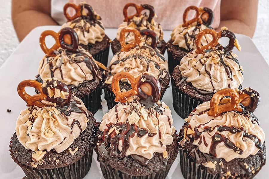 Best Cake Shops in Brisbane Sweethearts Cupcakes