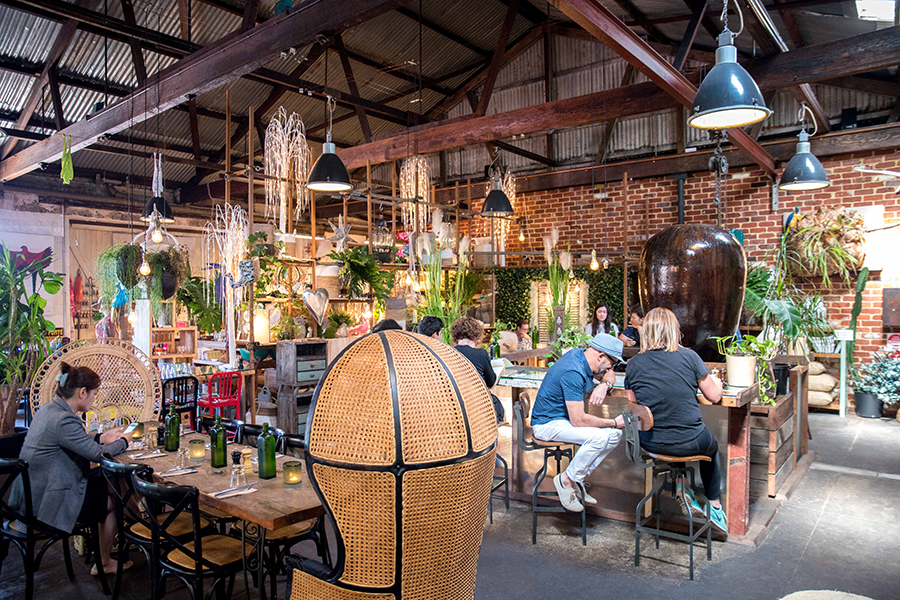 Spots for the Best Breakfast and Brunch in Perth Chinta Cafe