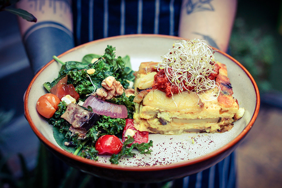 Spots for the Best Breakfast and Brunch in Perth Moore & Moore Cafe