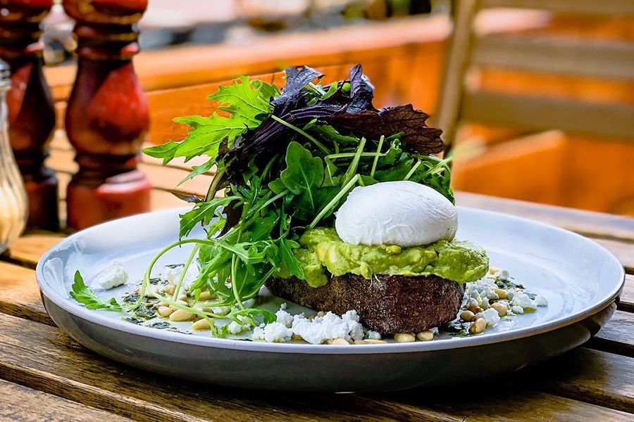 Spots for the Best Breakfast and Brunch in Perth Mrs S