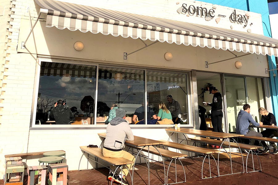 Spots for the Best Breakfast and Brunch in Perth Someday Coffee Co.
